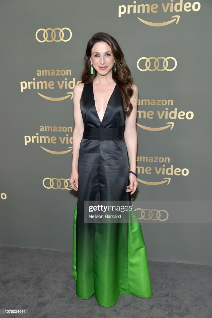 Amazon Prime Video's Golden Globe Awards After Party - Arrivals : News Photo