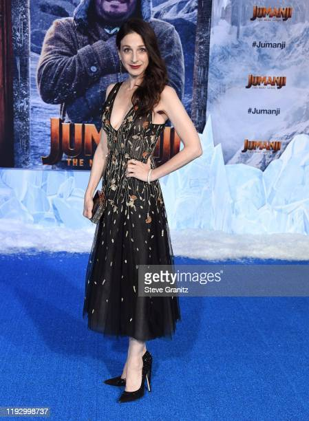 """Marin Hinkle attends the premiere of Sony Pictures' """"Jumanji: The Next Level"""" at TCL Chinese Theatre on December 09, 2019 in Hollywood, California."""