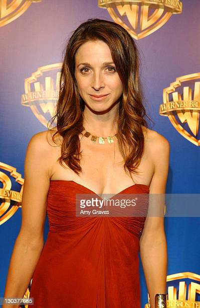 Marin Hinkle during 58th Annual Primetime Emmy Awards Warner Bros Television Party at Cicada in Los Angeles California United States
