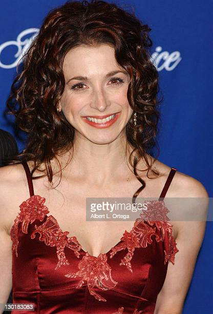 Marin Hinkle during The 30th Annual People's Choice Awards Press Room at Pasadena Civic Auditorium in Pasadena California United States