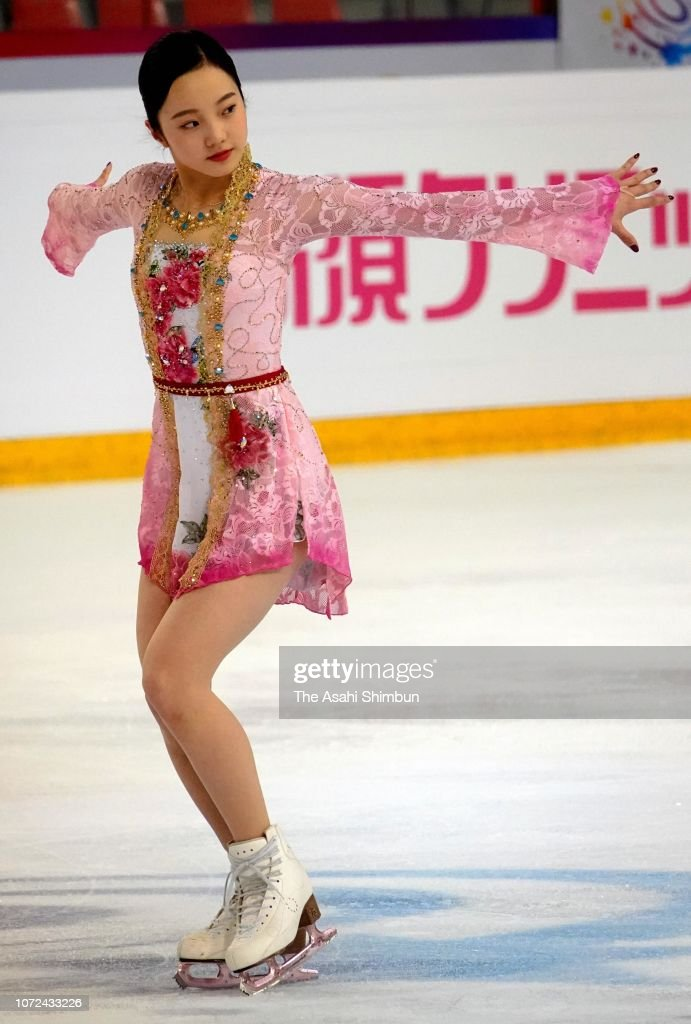 ISU Grand Prix of Figure Skating Internationaux de France : Fotografía de noticias