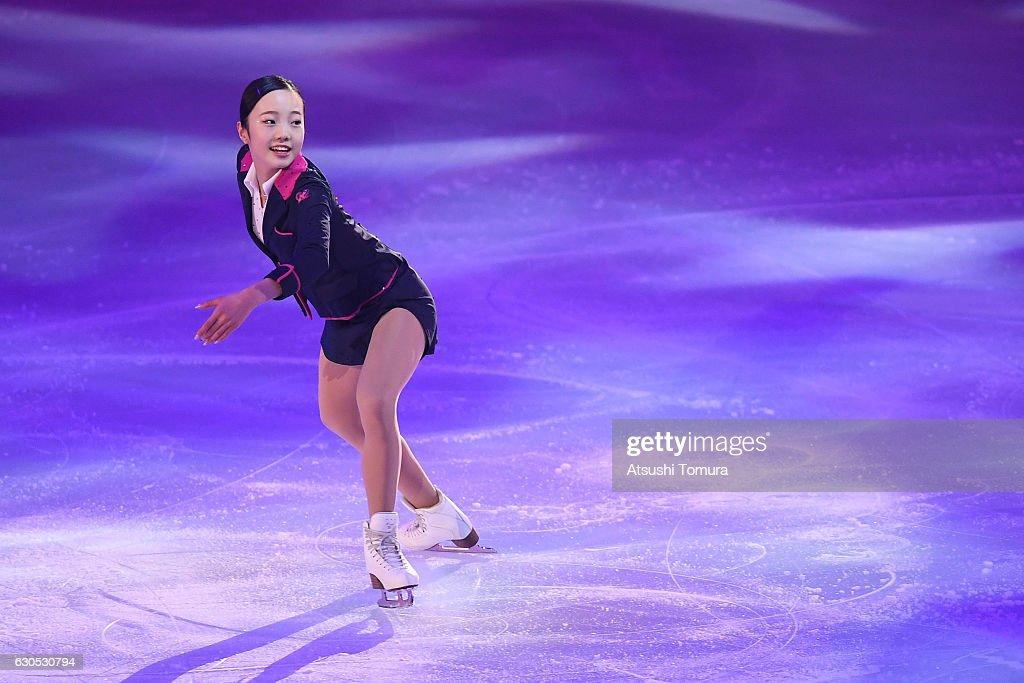 Japan Figure Skating Championships 2016 - Exhibition : Photo d'actualité