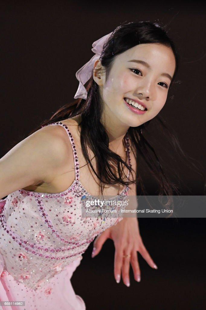 World Junior Figure Skating Championships - Taipei Day 5 : ニュース写真