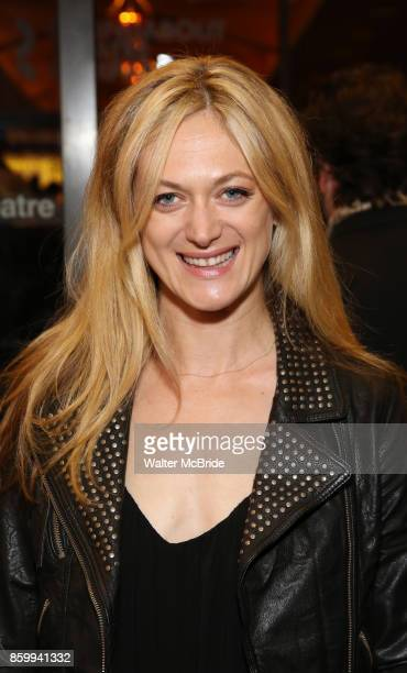 Marin Ireland attends the Broadway Opening Night performance of The Roundabout Theatre Company production of 'Time and The Conways' on October 10...