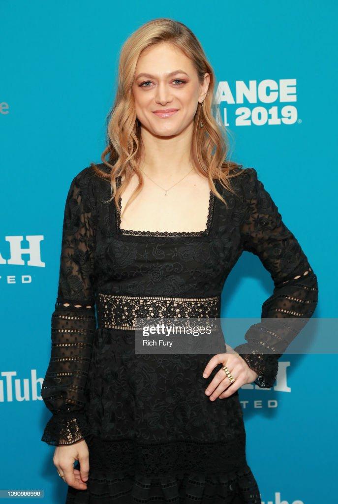 """2019 Sundance Film Festival - """"Light From Light"""" Premiere : News Photo"""