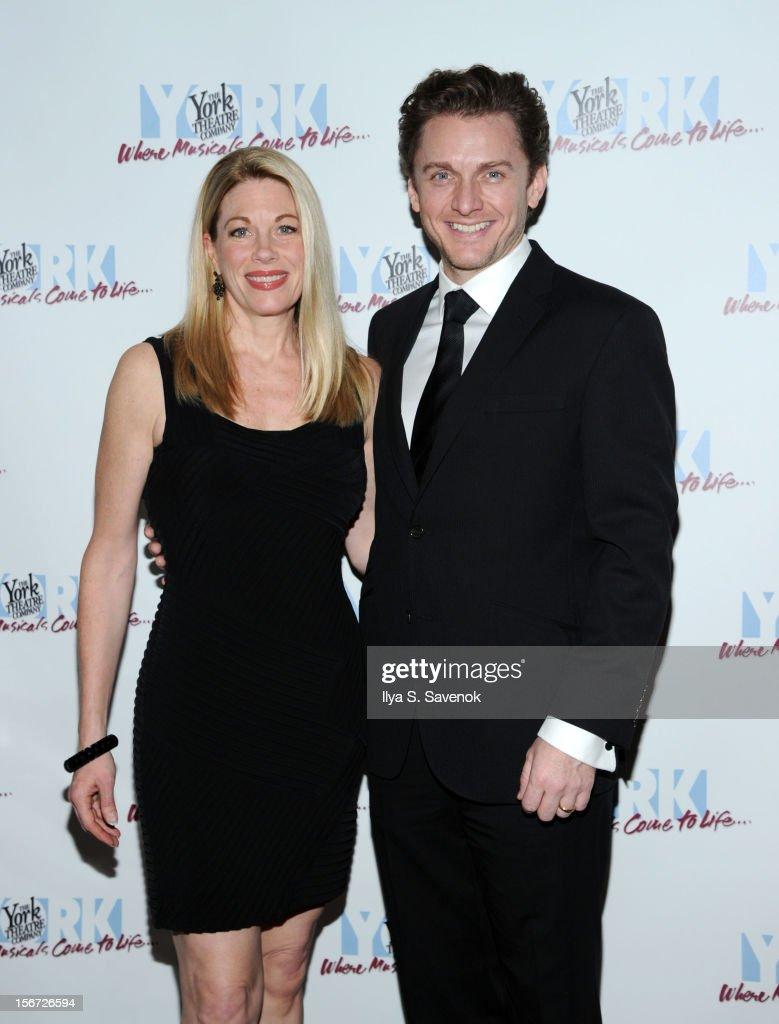 21st Annual Oscar Hammerstein Award Gala : Nachrichtenfoto