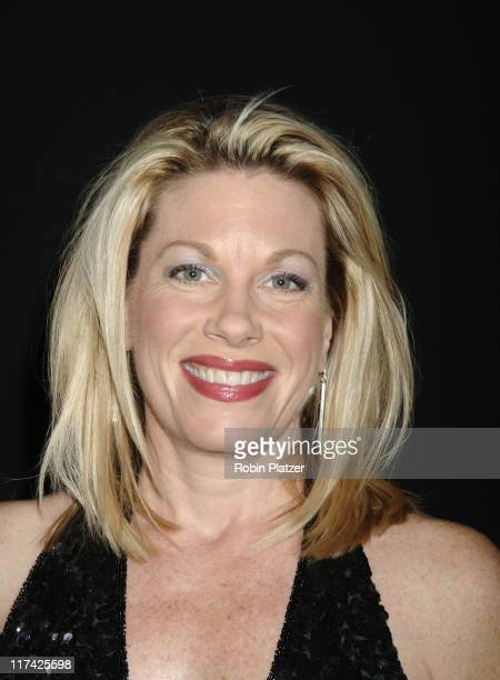 Marin Mazzie during Country Takes New York City - Broadway Meets Country - Outside Arrivals at Allen Room, Jazz at Lincoln Center in New York City,...