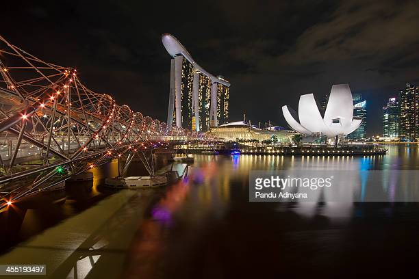 Marina Bay by Evening
