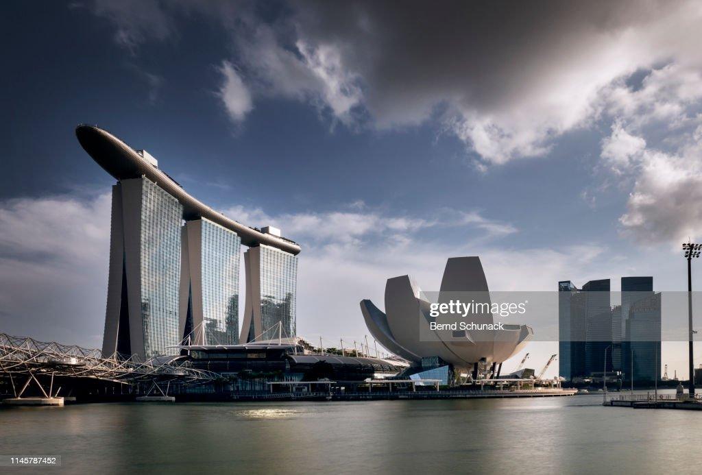Marina Bay Sands : ストックフォト