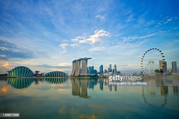 Marina Bay Skyline