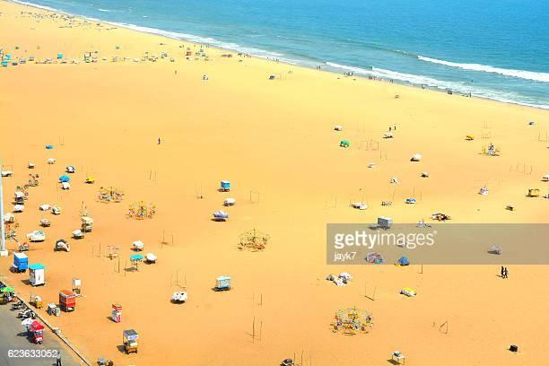 marina beach chennai city - chennai stock pictures, royalty-free photos & images