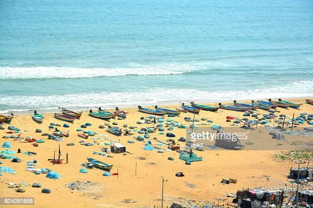 Marina Beach Chennai City