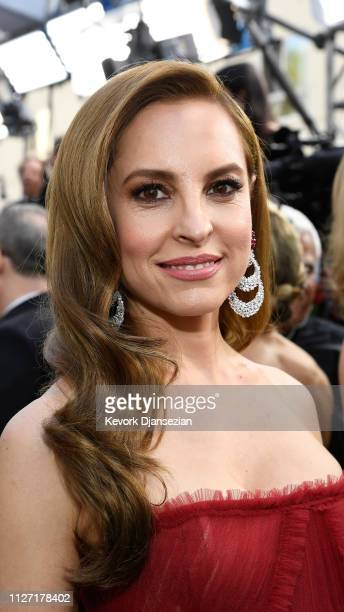 Marina de Tavira attends the 91st Annual Academy Awards at Hollywood and Highland on February 24, 2019 in Hollywood, California.