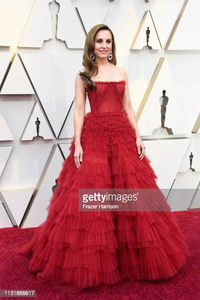 Marina de Tavira attends the 91st Annual Academy Awards at Hollywood and Highland on February 24 2019 in Hollywood California