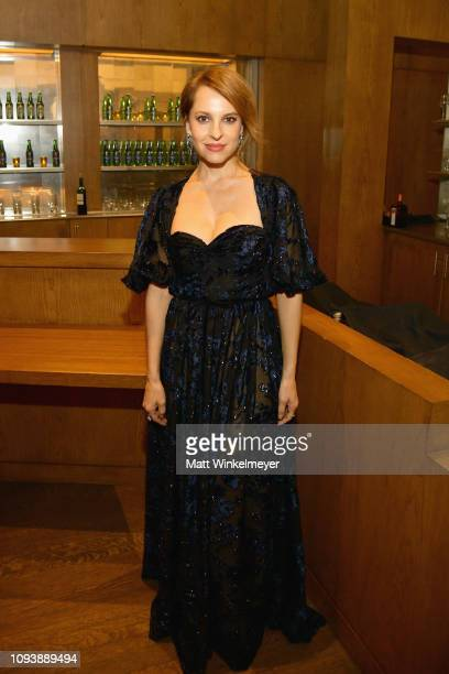 Marina de Tavira attends The Hollywood Reporter's 7th Annual Nominees Night presented by Mercedes-Benz, Century Plaza Residences, and Heineken USA at...