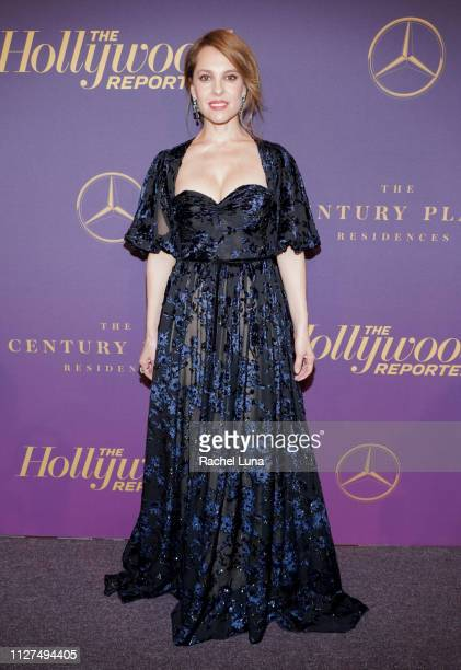 Marina De Tavira attends The Hollywood Reporter's 7th Annual Nominees Night at CUT on February 04 2019 in Beverly Hills California