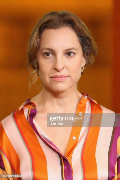 Marina de Tavira of Roma attends The IMDb Studio presented By Land Rover At The 2018 Toronto International Film Festival at Bisha Hotel Residences on...