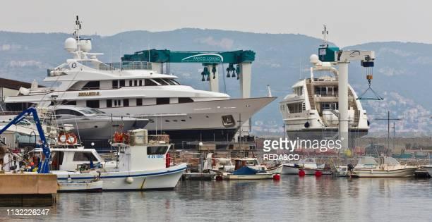 Marina di Loano Loano Marina Ligury Italy Europe