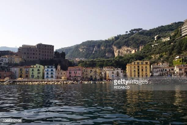 Marina grande Sorrento Coast Sorrento Campania Italy