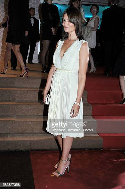 Marina Hands at Winners Dinner Arrivals during the 65th Cannes International Film Festival