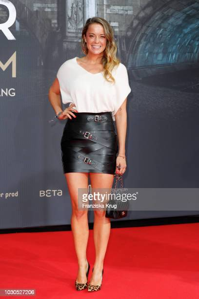 Marina Hoermanseder during the 'Mackie Messer - Brechts Dreigroschenfilm' premiere at Zoo Palast on September 10, 2018 in Berlin, Germany.