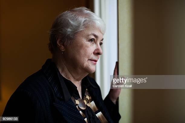 Marina Khodorkovskaya, mother of the imprisoned Russia's richest man, fallen foul of the Kremlin by seeking to influence politics, Mikhail...