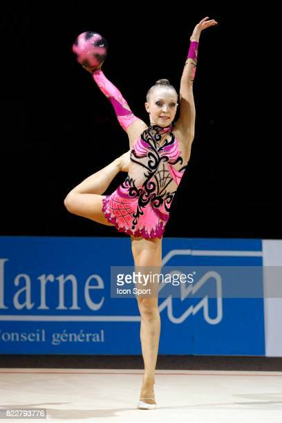 Marina PETRAKOVA Internationaux de GRS Thiais