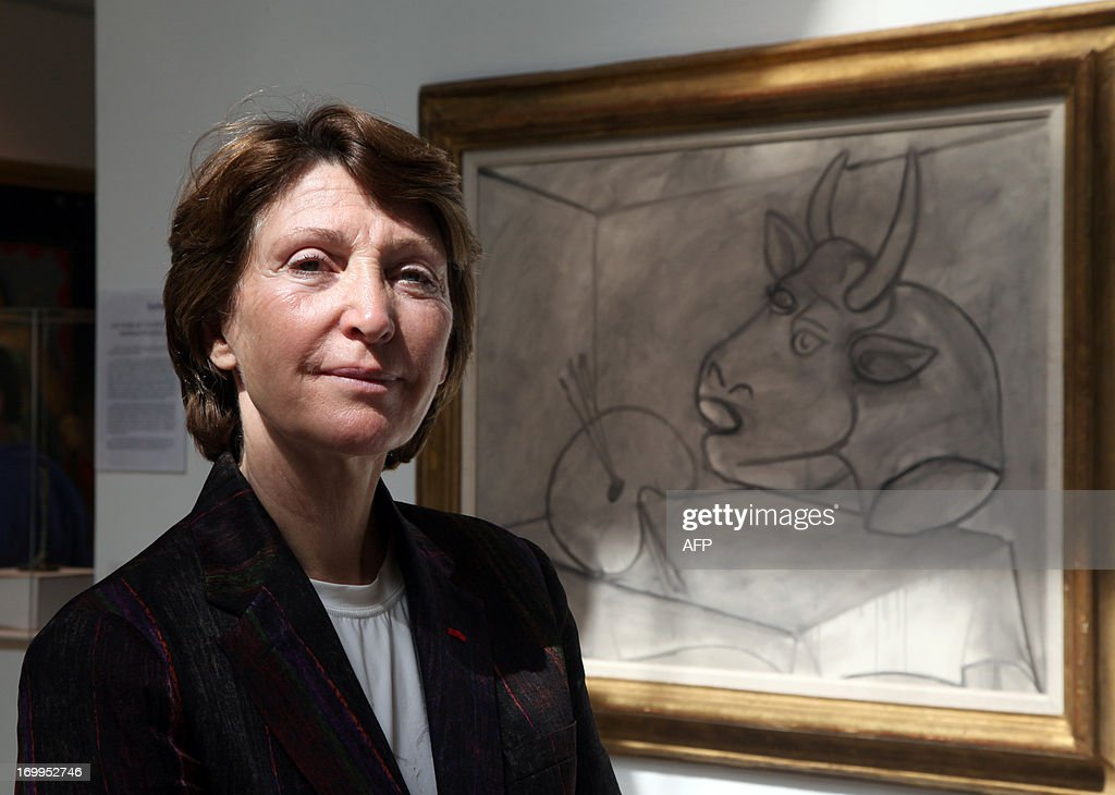 FRANCE-ARTS-AUCTION-PICASSO : News Photo