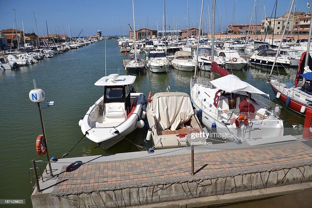 Marina : Foto de stock