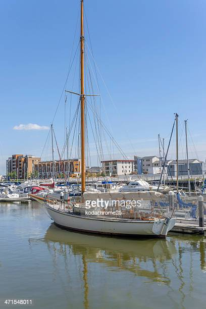 marina - portishead stock pictures, royalty-free photos & images