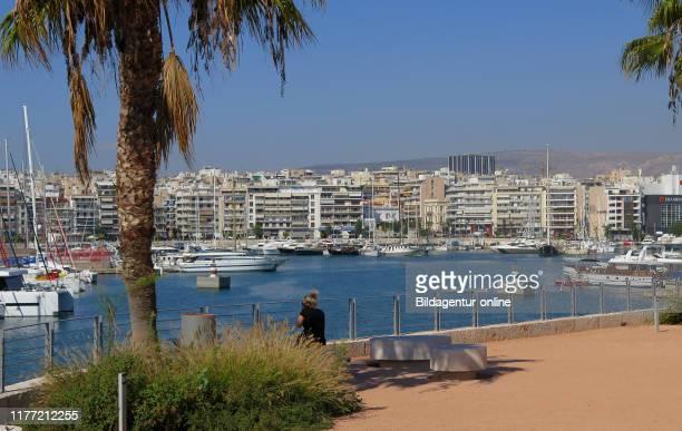 Marina Piraeus Athen Greece