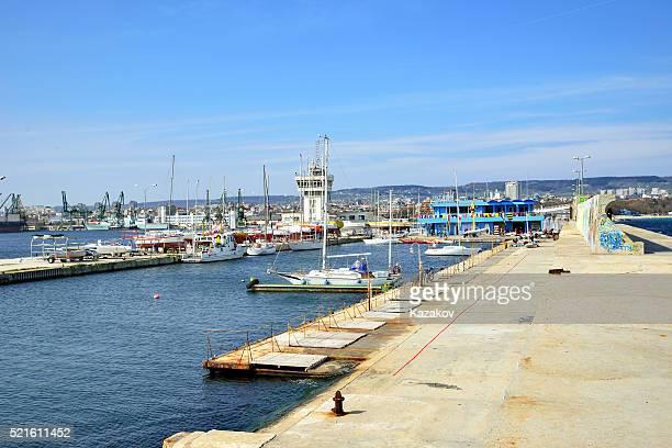 Marina Port Varna, Bulgaria