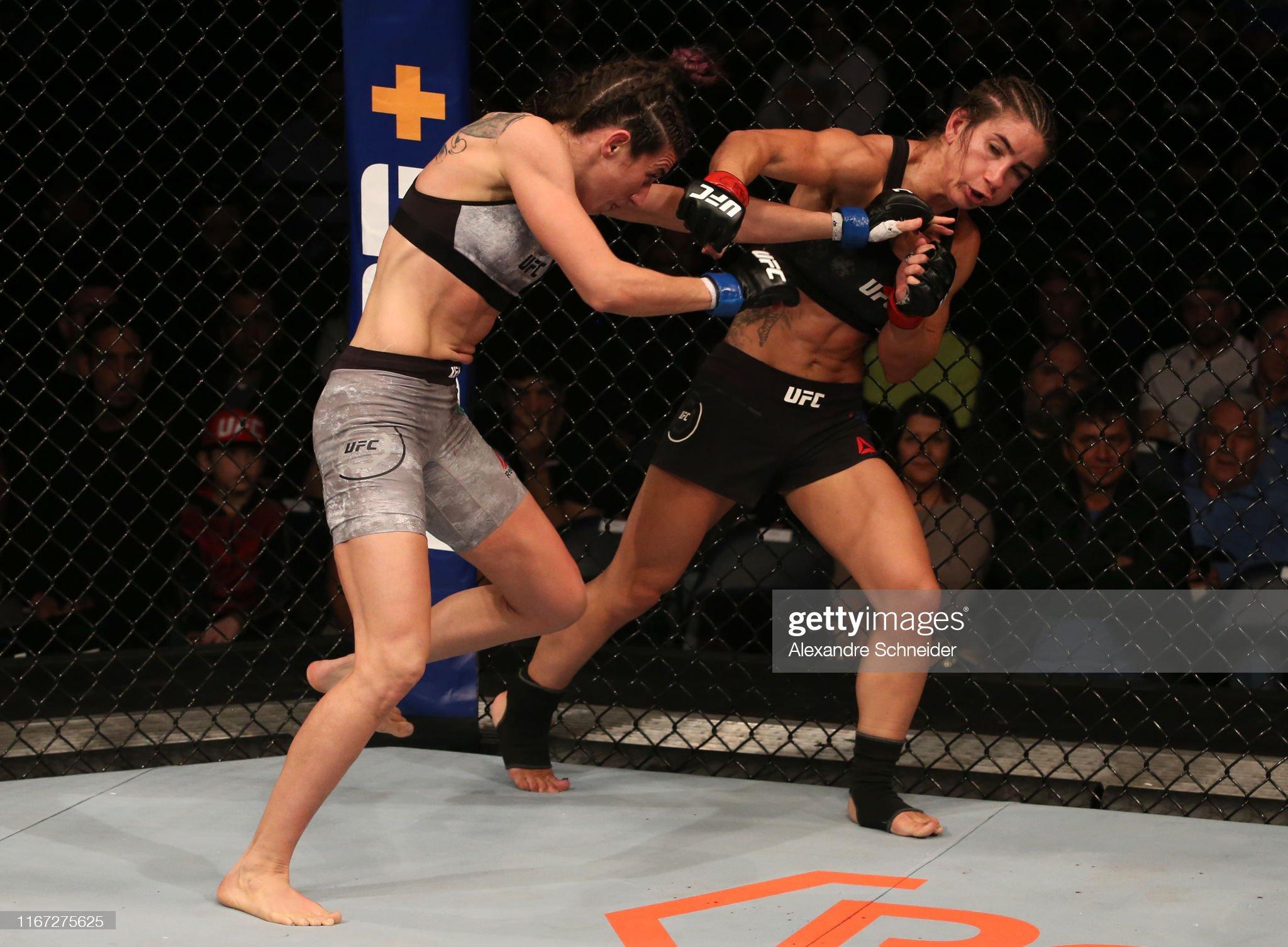 UFC Fight Night: Torres v Rodriguez : News Photo