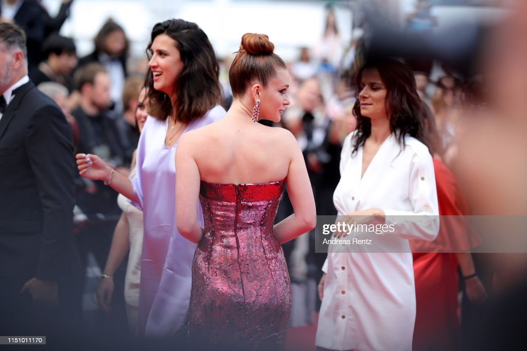 """""""Oh Mercy! (Roubaix, Une Lumiere)""""Red Carpet - The 72nd Annual Cannes Film Festival : News Photo"""