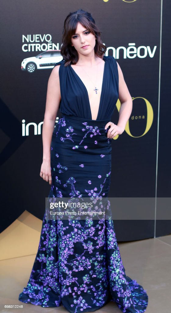 Marina Salas attends the 'Yo Dona' International Awards at the Palacio de los Duques de Pastrana on June 19, 2017 in Madrid, Spain.