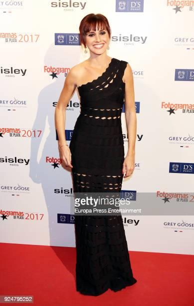 Marina San Jose attends the 'Fotogramas Awards 2018' at Joy Eslava on February 26 2018 in Madrid Spain