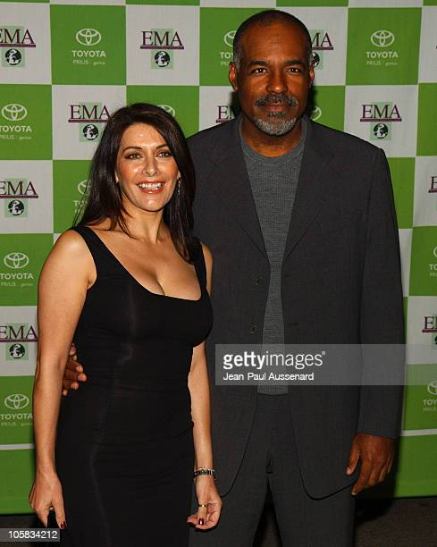 Marina Sirtis and Michael Dorn during 13th Annual Environmental Media Awards at The Ebell Theatre in Los Angeles, California, United States.