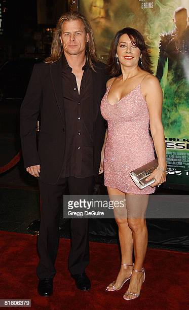 Marina Sirtis husband Michael Lamper
