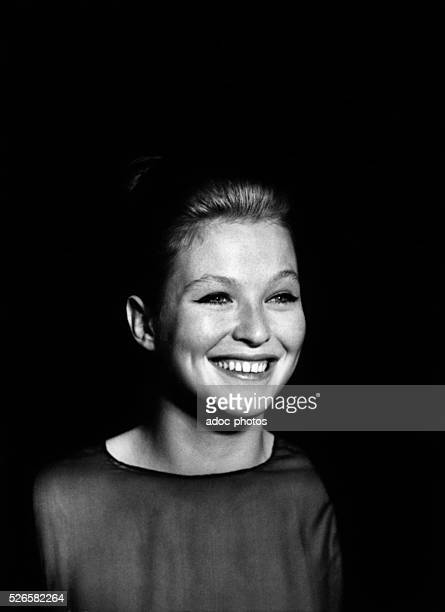 Marina Vlady French actress singer and writer born in Clichy Near Cannes where she received the Best Actress Award at the Cannes Film Festival In 1963