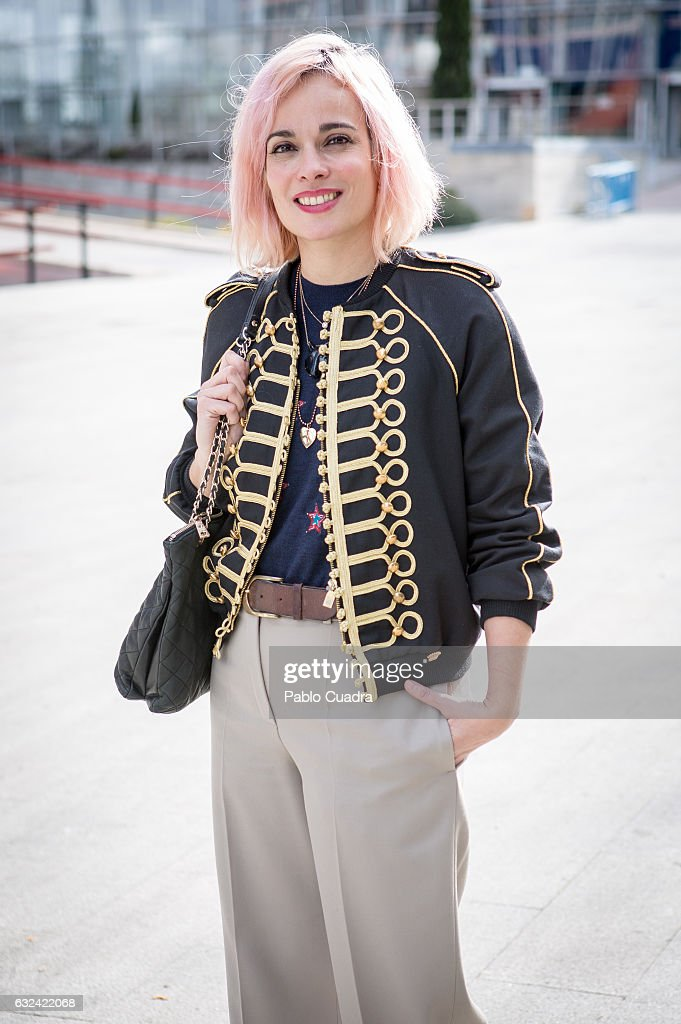 official photos dcc5e 6e614 Marina wears Chloe trousers, Bimba y Lola pullover and La ...