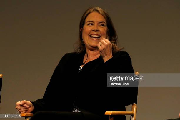 Marina Zenovich attends the Tribeca Talks 10 Years Of 30 For 30 at SVA Theater on May 05 2019 in New York City