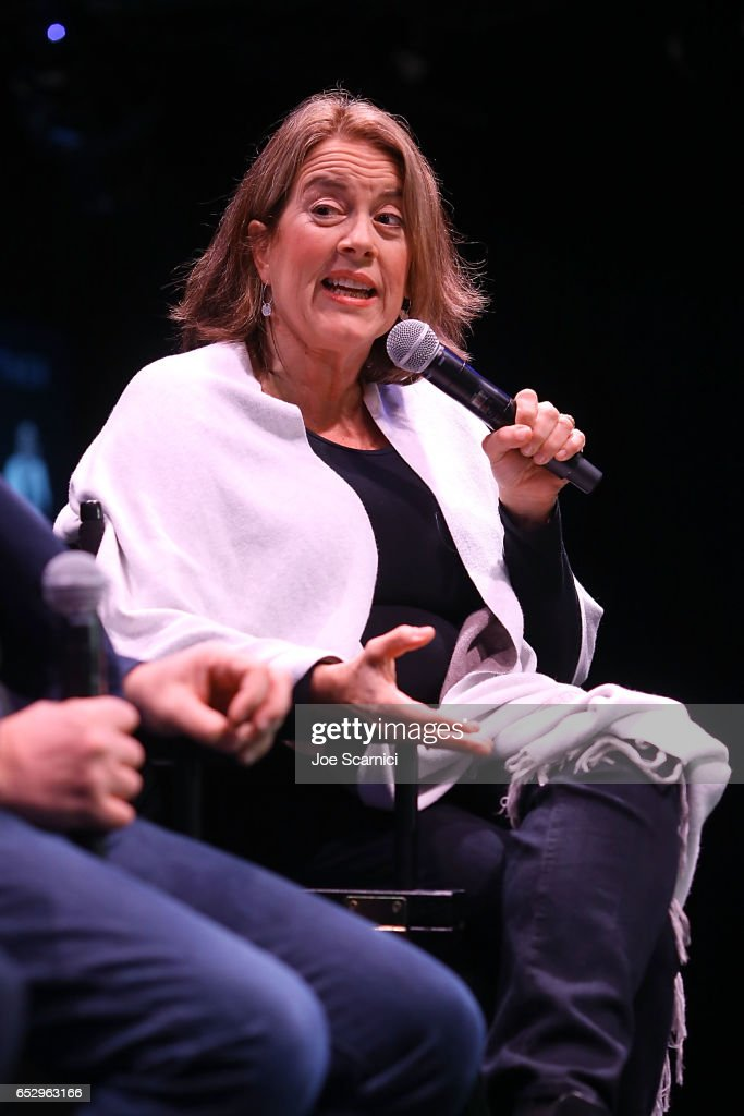 Marina Zenovich speaks onstage during the 'Nat Geo Further Base Camp' At SXSW 2017 - Day 4 on March 13, 2017 in Austin, Texas.
