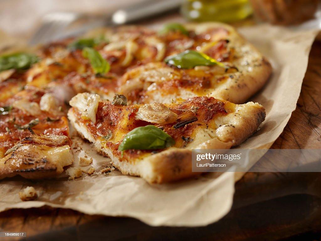 Marinara Pizza : Stock Photo
