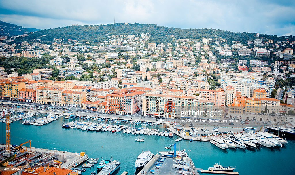 marinas in france ストックフォト getty images