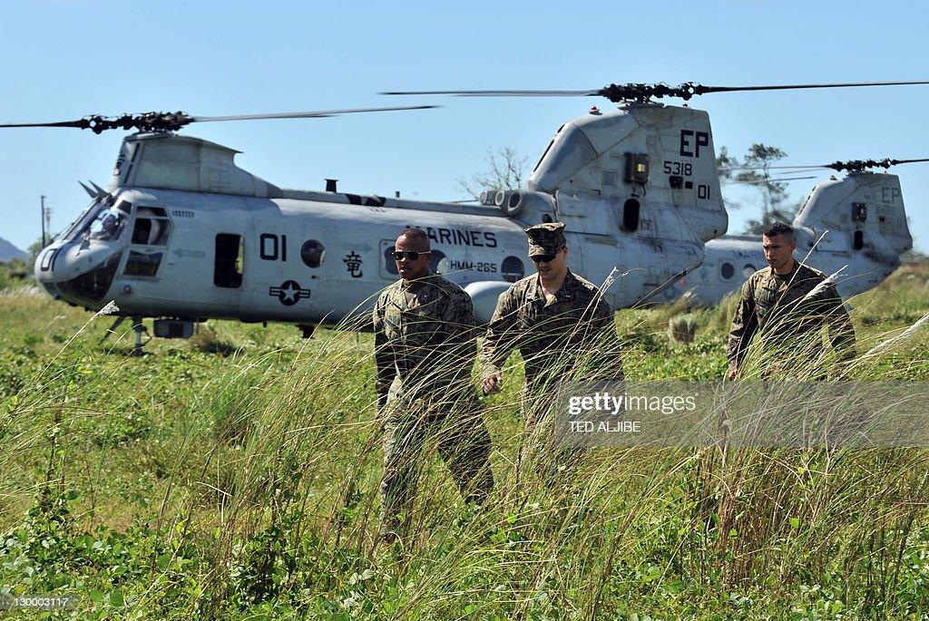 US Marine Brigadier General Craig Timber : News Photo
