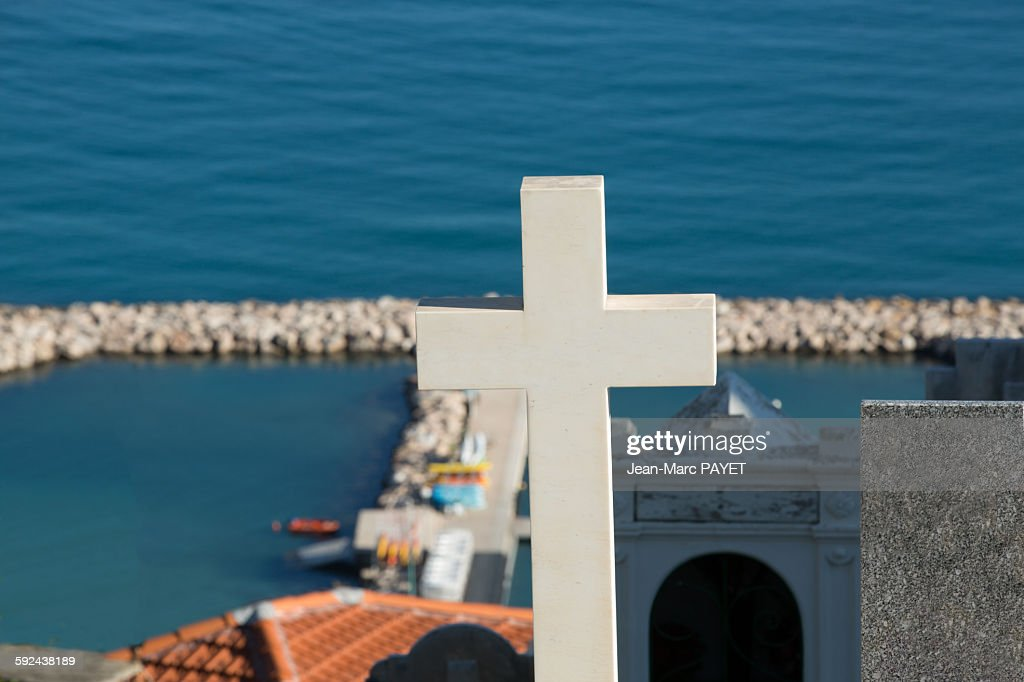 Marine cemetery : Photo