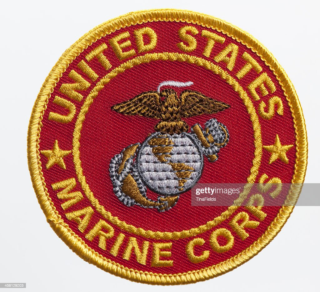 photograph about Printable Marine Corps Emblem referred to as Us Maritime Corps Top quality Pics, Pictures, Pictures - Getty