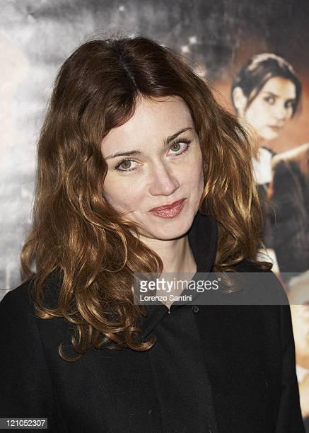 Marine Delterme during Le Heros de la Famille Paris Premiere in Paris France