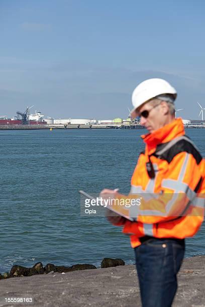 Marine inspector