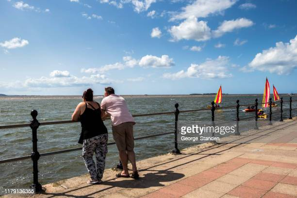 marine lake west kirby - george kirby stock pictures, royalty-free photos & images